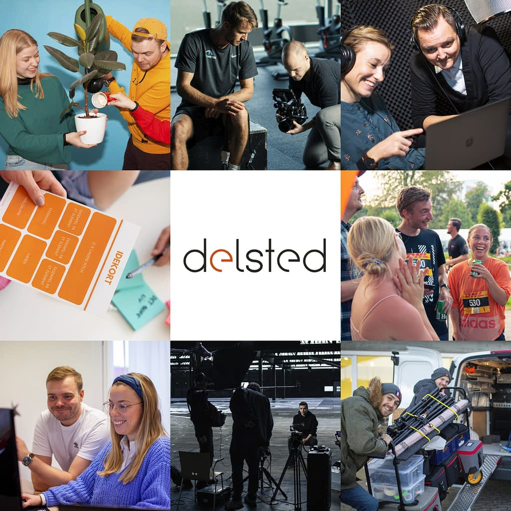 Delsted Collage